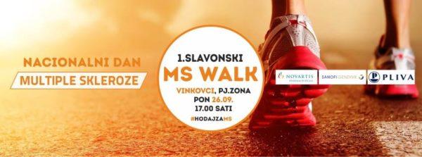 1. Slavonski MS Walk